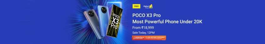 POCO X3 Pro - Today