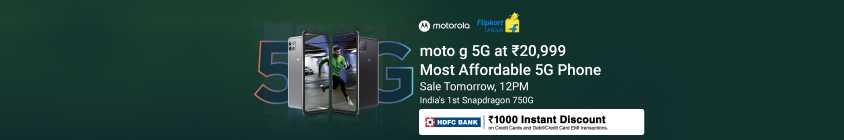 Hpw Moto g 5G