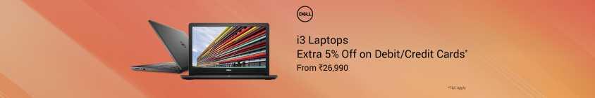 Dell i3 Laptops