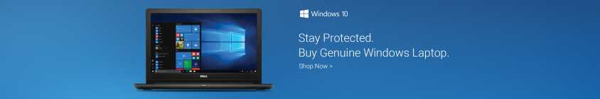 Windows 10 Stay Protected