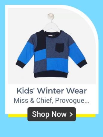 Kids' Winter Wear