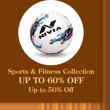 Sports & Fitness Collection
