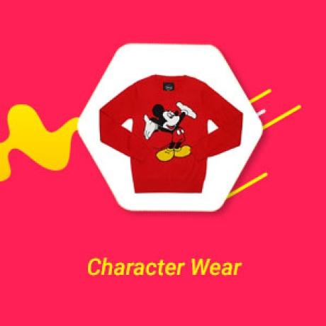Character Wear