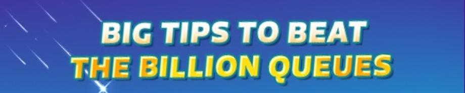 Big Tips to Beat The Big Billion Queues