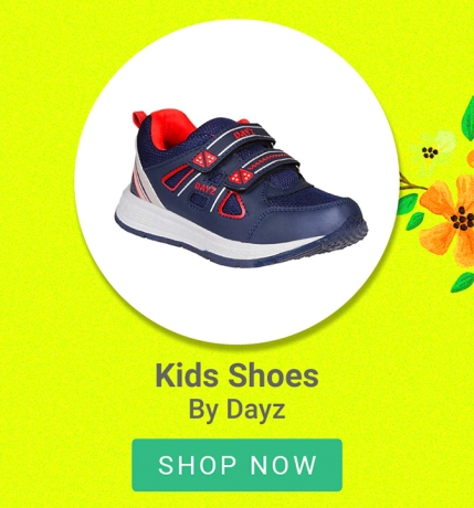 Kids Shoes By Dayz