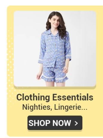 Clothing Essentials