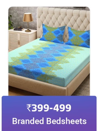 Branded Bedsheets