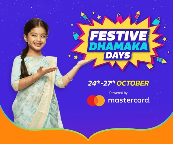 Gear up for the Festive Dhamaka Days!
