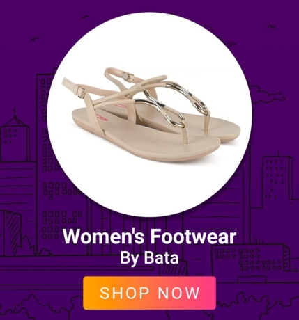 Women's Footwear By Bata