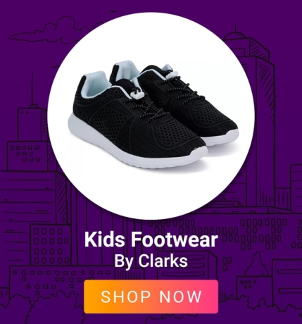 Kids Footwear by Clarks