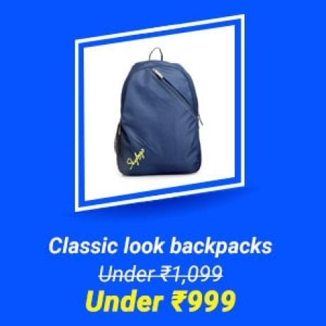 Classic Look Backpacks