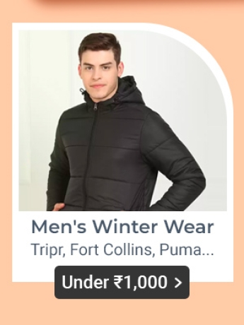 Men's Winter Wear