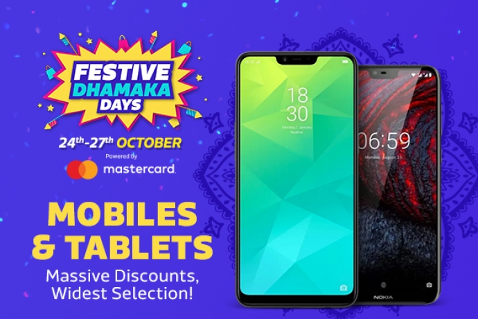 Mobiles & Tablets | Massive Discounts + Widest Selection. That's too tough to resist