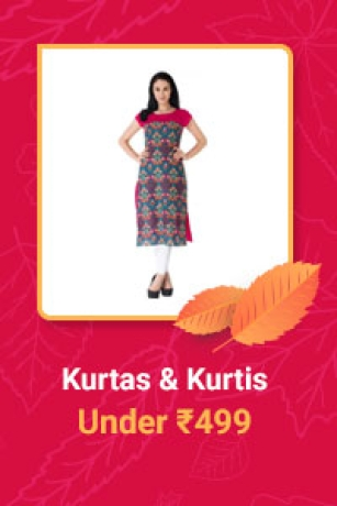 Kurtas and Kurtis