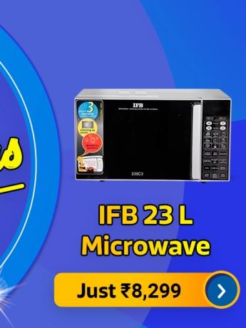 IFB 23L Microwave