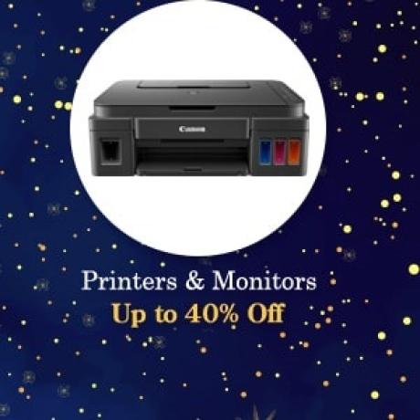 Printers & Monitors