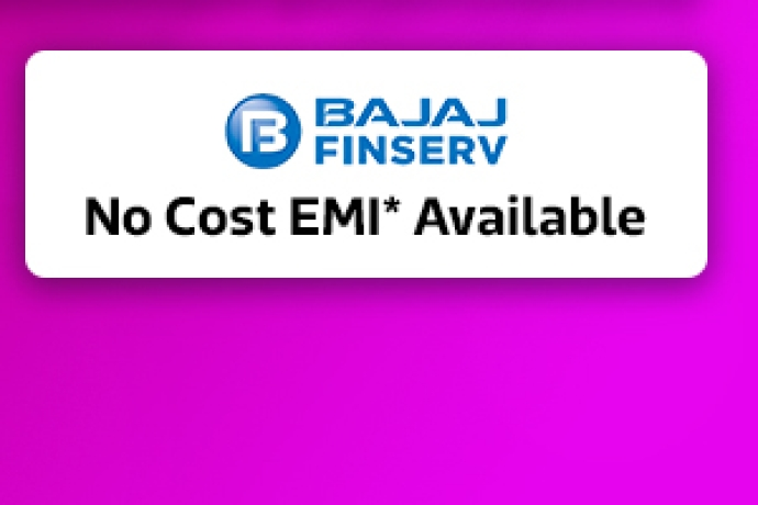 No Cost EMI* Available on Bajaj Finserv Ltd.