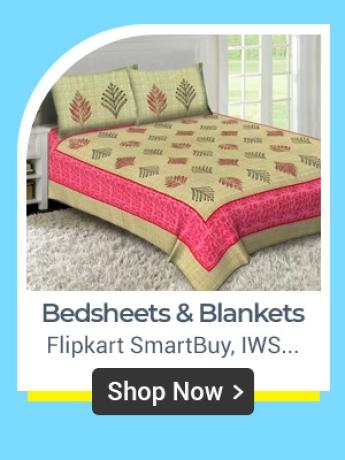Bedsheets & Blankets