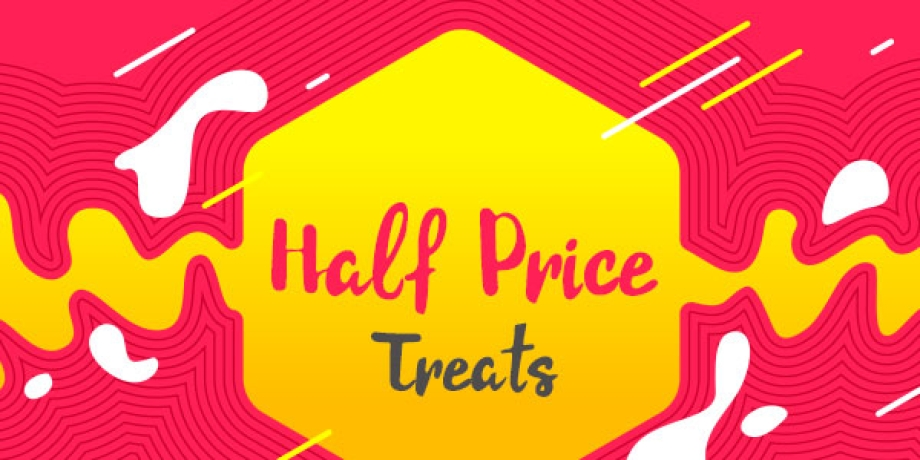 Half Price Treats