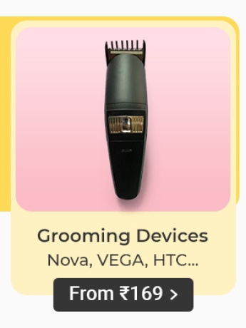 Grooming Devices