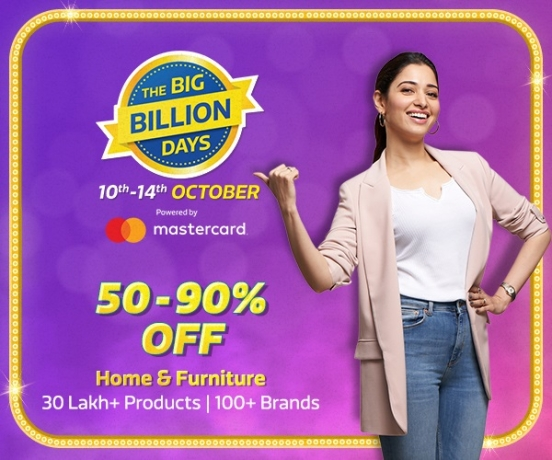 Home & Furniture at 50-90% Off | 30 lakh+ Products | 100+ Brands