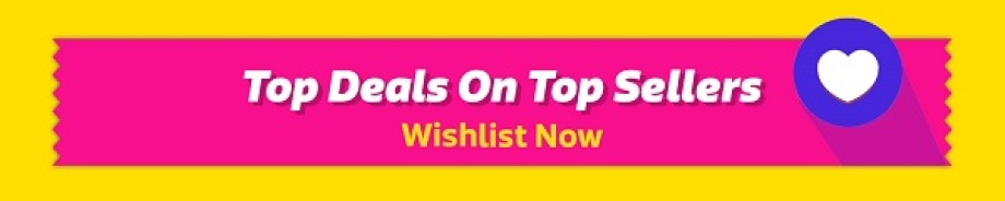 Top Deals on Top Sellers >