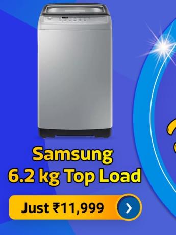 Samsung 6.2Kg Top Load
