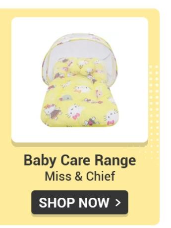 Baby Care Range