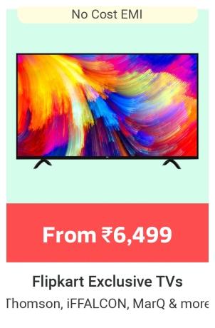 Flipkart Exclusive TVs