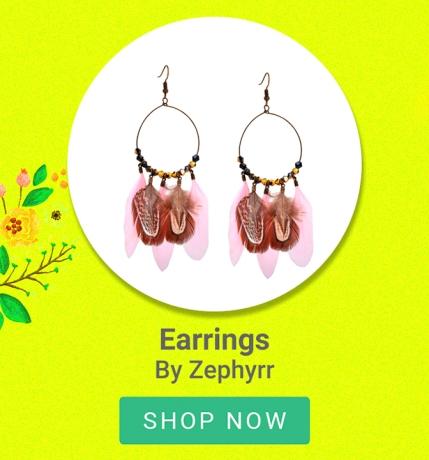 Earrings Vy Zephyrr