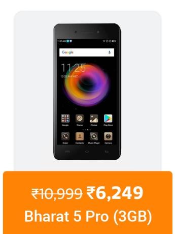 Bharat 5 Pro