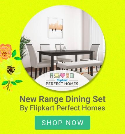 New Range Dining Set By Flipkart Perfect Homes