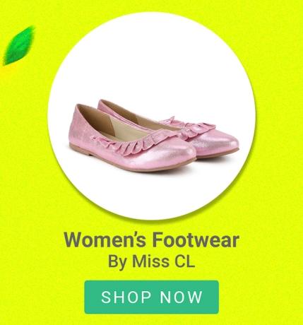 Women's Footwear by CL