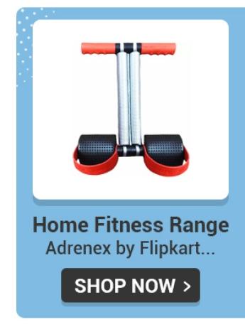 Home Fitness Range
