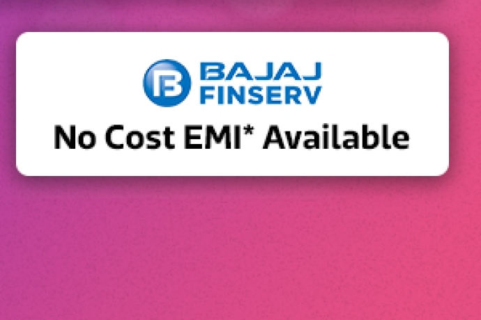 No Cost EMI* Available on Bajaj Finserv Ltd.