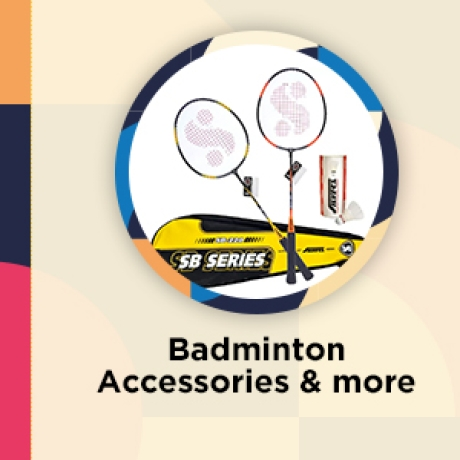 Badminton Accessories & more