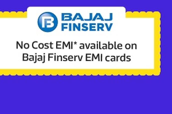 Get No Cost EMI from Bajaj Finserv