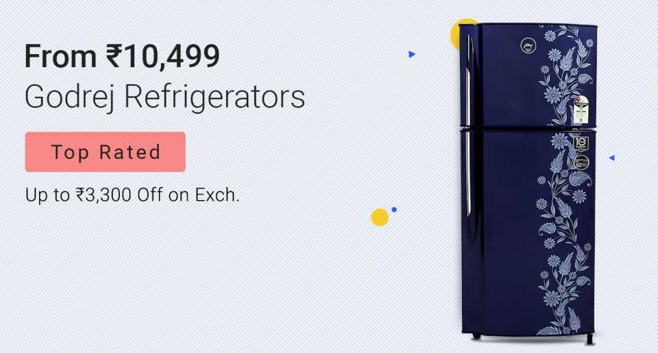 LA-Refclp-Godrej Refrigerators