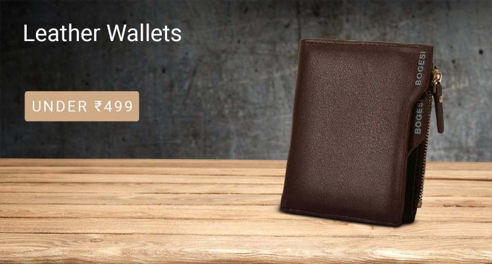 02da932de2f2 Mens Bags Wallet Store Online - Buy Mens Bags Wallet Online at Best ...