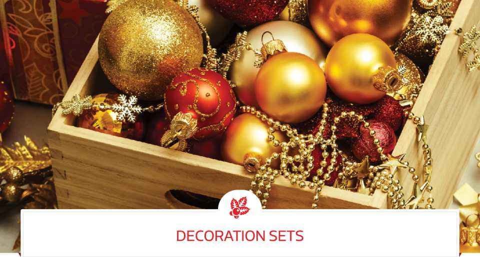Decoration Sets