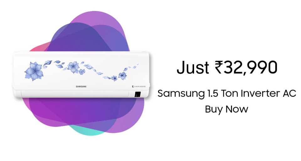 DT Samsung 1.5 Ton 3 Star