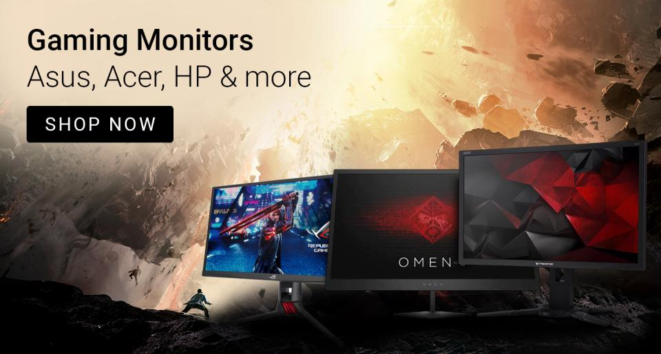 Monitors - Buy LED Monitors Online at Best Prices in India
