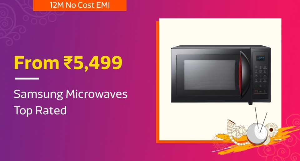 LA-Samsung Microwaves