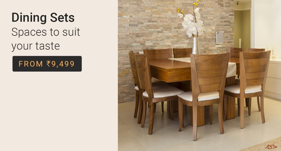Furniture: Buy Wooden Furniture Online (फर्नीचर) at Best ...
