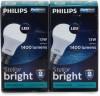 Steller-Bright-13W-White-LED-Bulb-(Pack-of-2)