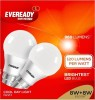 Eveready-8W-LED-Bulb-(Cool-Day-Light,-Pack-of-2)