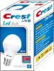 Crest-12W-B22-LED-Light-Bulb-(Set-Of-3)