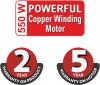 Borosil-Super-550W-Mixer-Grinder