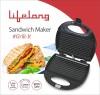 Lifelong-Grill-It-112-Triangle-Plates-Sandwich-Maker