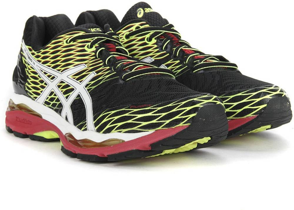 asics gel-nimbus 18 runing shoes